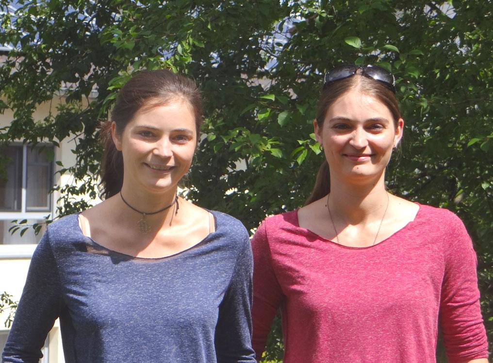 Laura und Stella Kraft